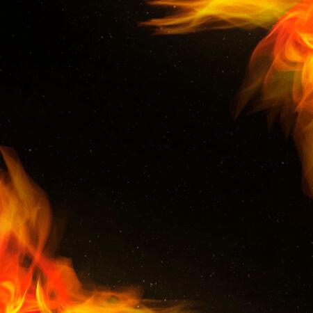 复古红火烧架