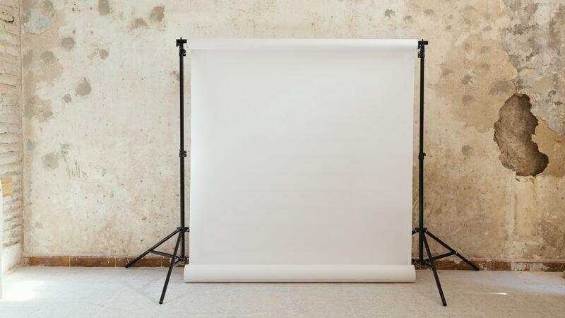 摄影工作室的艺术家道具